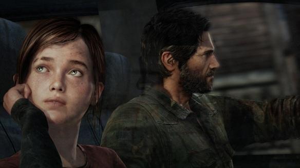 Ellie, pensive...